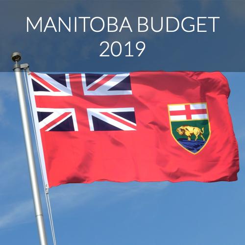 Manitoba Budget for 2019