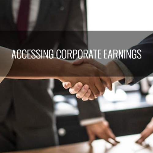 Accessing Corporate Earnings